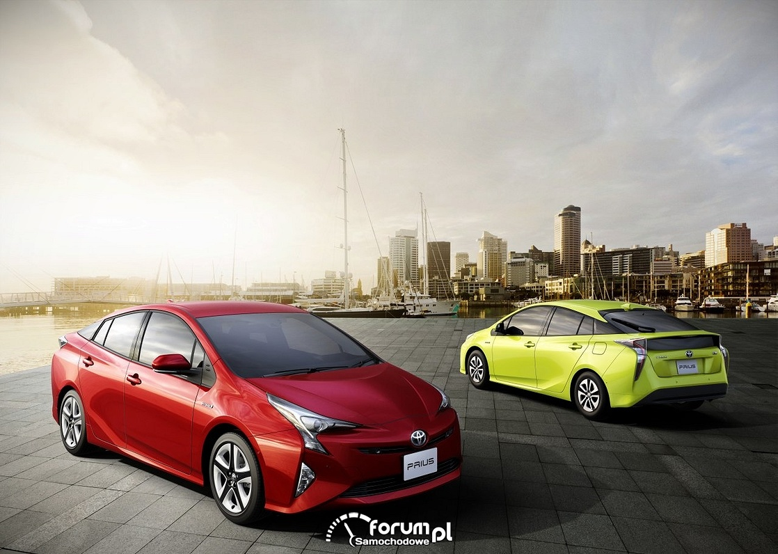 Toyota Prius IV generacji