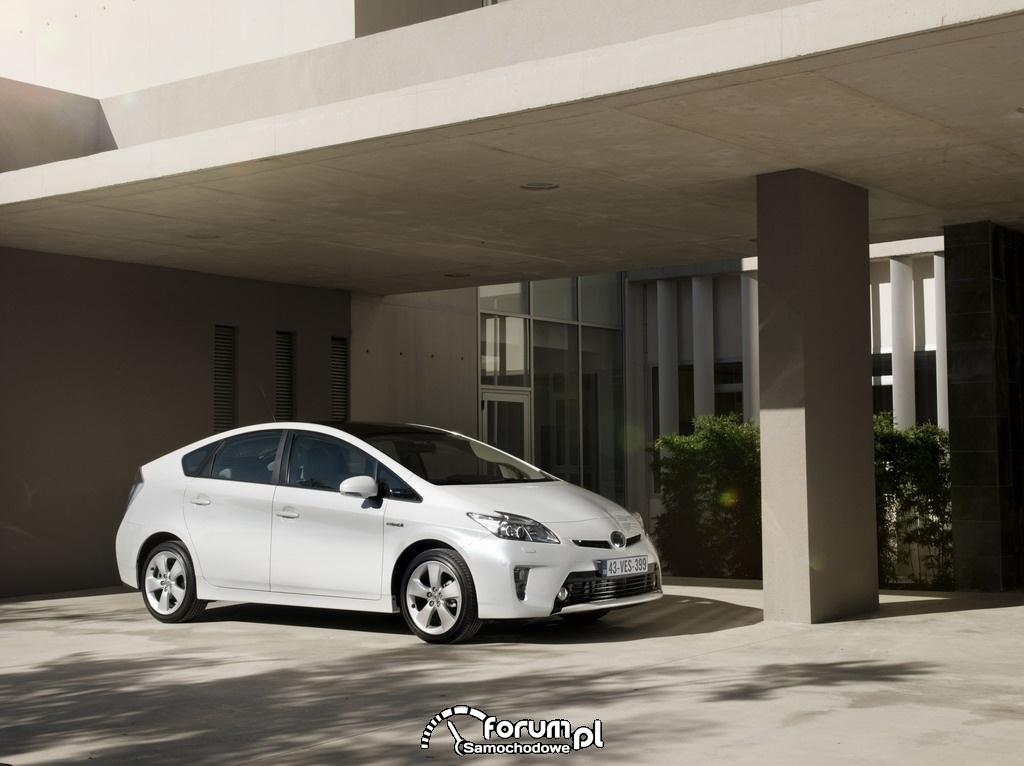 Toyota Prius - nagroda ADAC