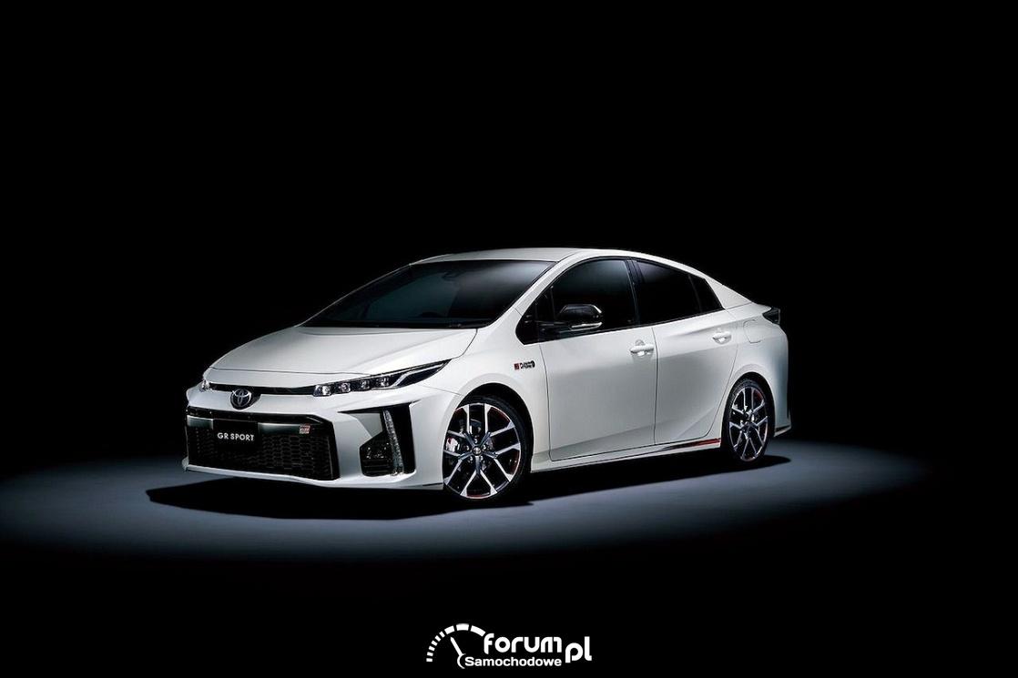Seria GR - specjalne sportowe edycje modeli Toyoty
