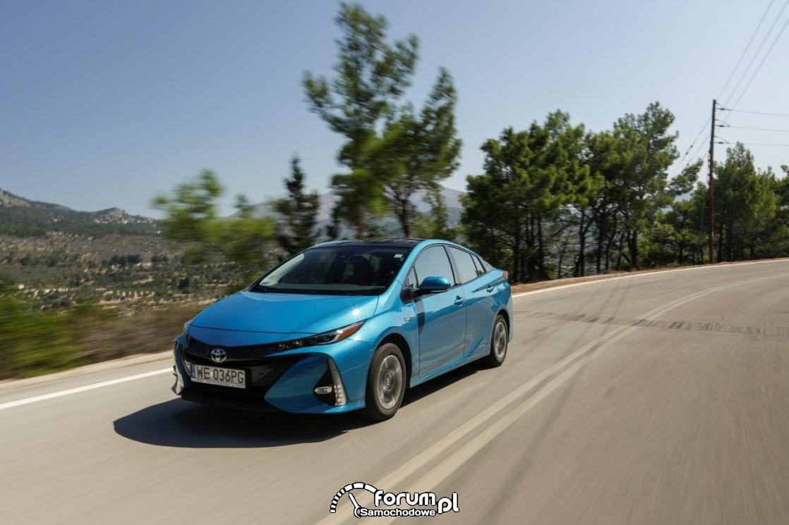 Toyota Prius Plugin, hybrid