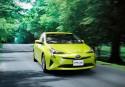 Toyota Prius, przód