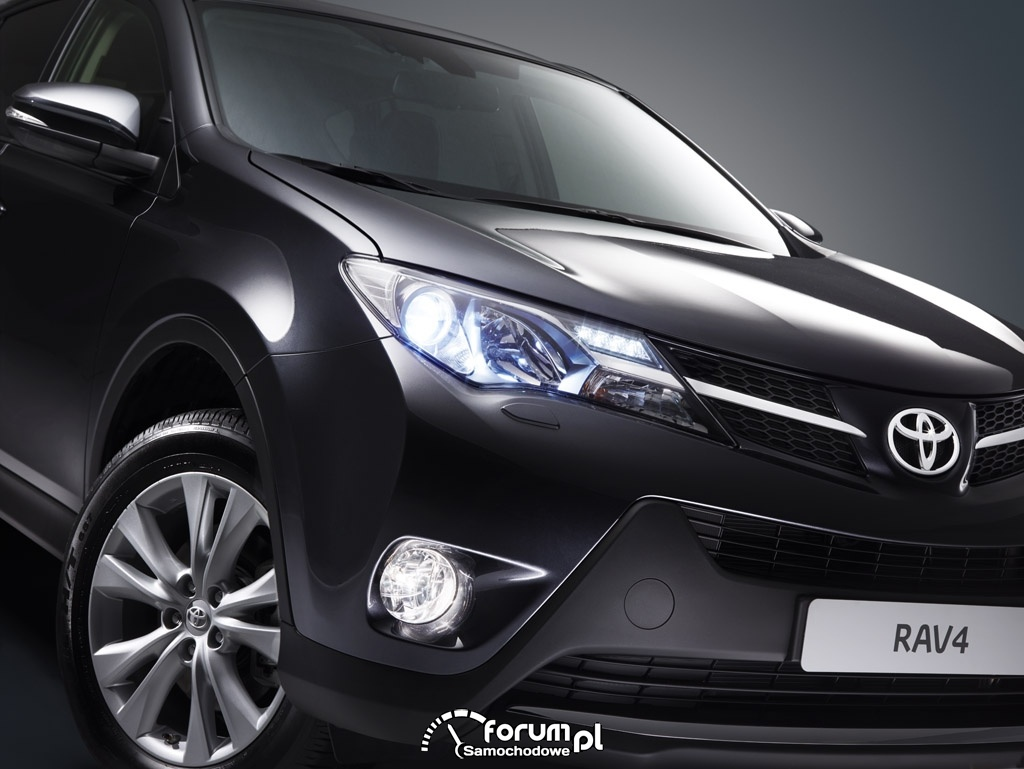 Toyota RAV, czwarta edycja