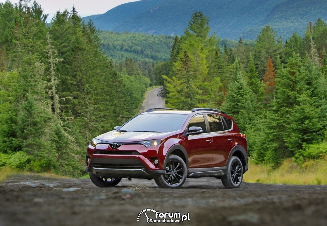 Toyota RAV4 Adventure, 2018