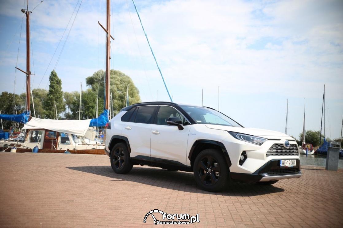 Toyota RAV4 2.5 Hybrid i-AWD - test spalania