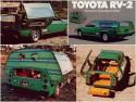 Toyota RV-2, kamper