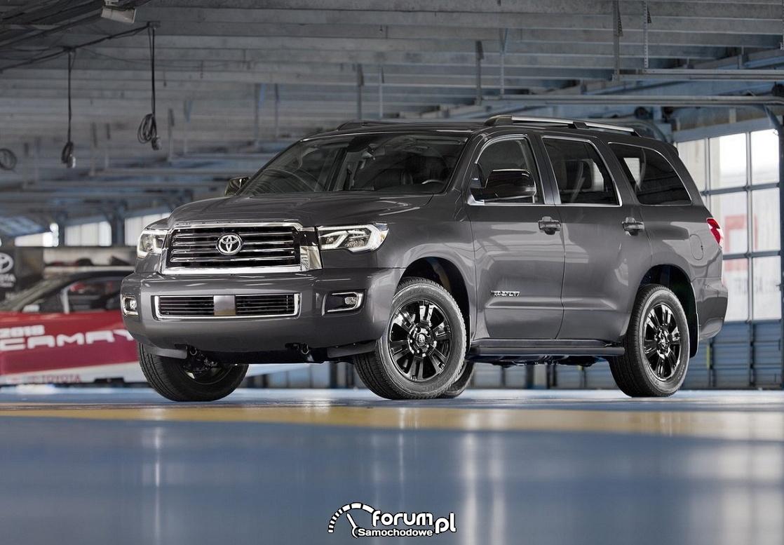 Toyota Sequoia TRD Sport, 2018