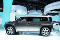 Toyota TJ Cruiser hybrid, bok