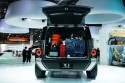 Toyota TJ Cruiser hybrid, ładowność bagażnika