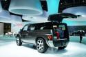 Toyota TJ Cruiser hybrid, tylna klapa