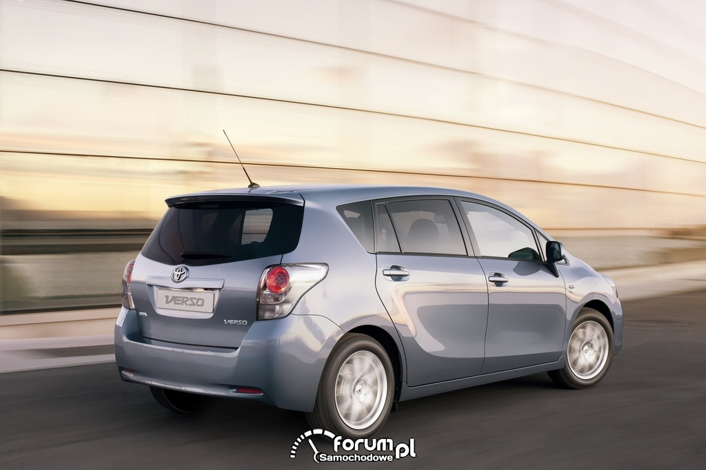Toyota Verso Sprint, 2