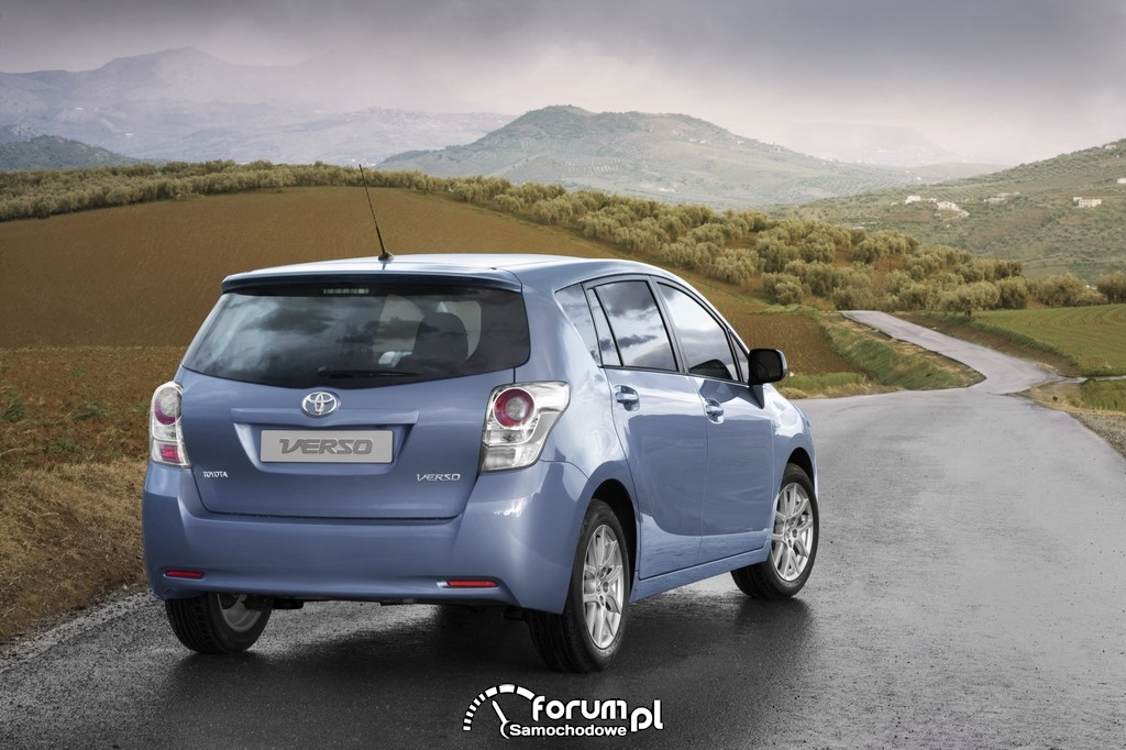 Toyota Verso Sprint, 3