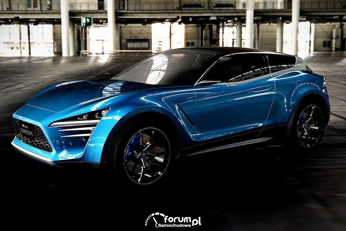 Toyota ViRA, concept