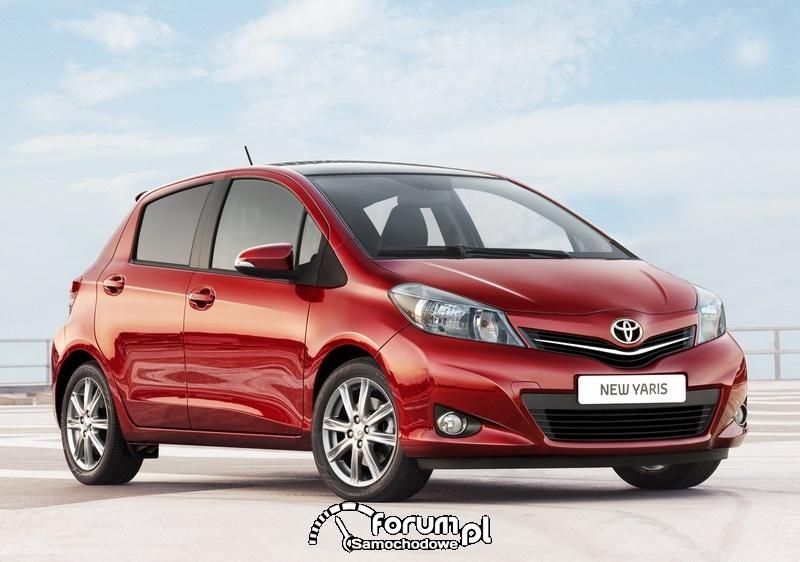 Toyota Yaris 2011