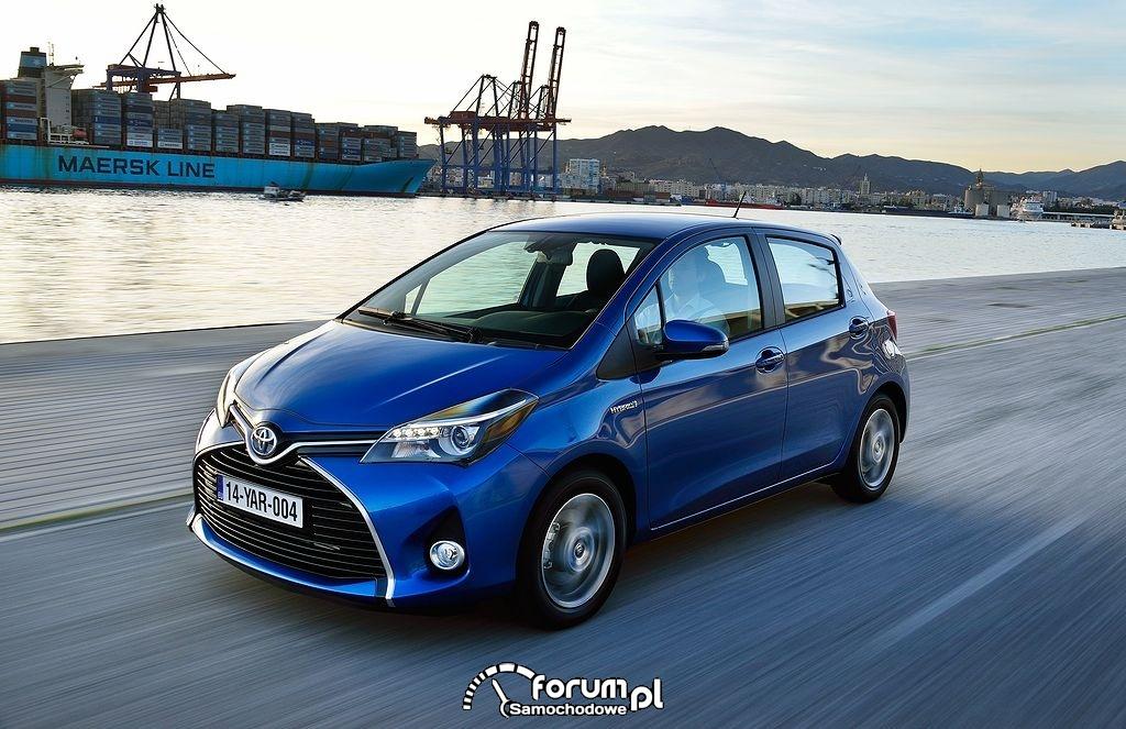 Toyota Yaris 2014, 2