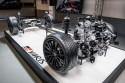 Toyota Yaris GR, zawieszenie i układ napędowy, przekrój