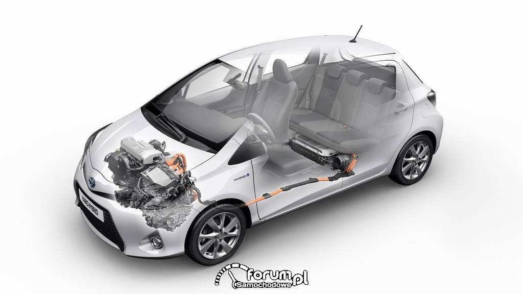 Toyota Yaris HDS