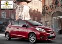 Toyota Yaris - test Euro NCAP