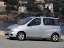 Toyota Yaris Verso facelifting, 2003 rok