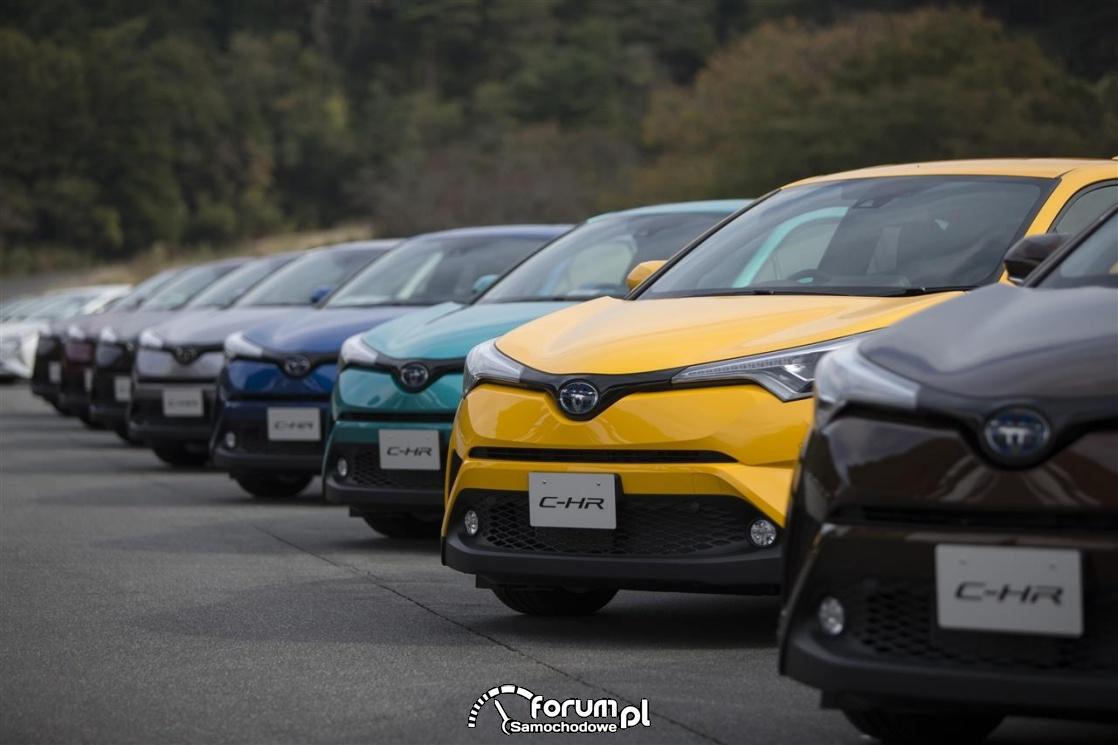 Toyoty C-HR
