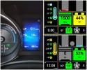 Średnie spalanie hybrydy z zimnym silnikiem na dystansie 1,8 km - Toyota Auris TS