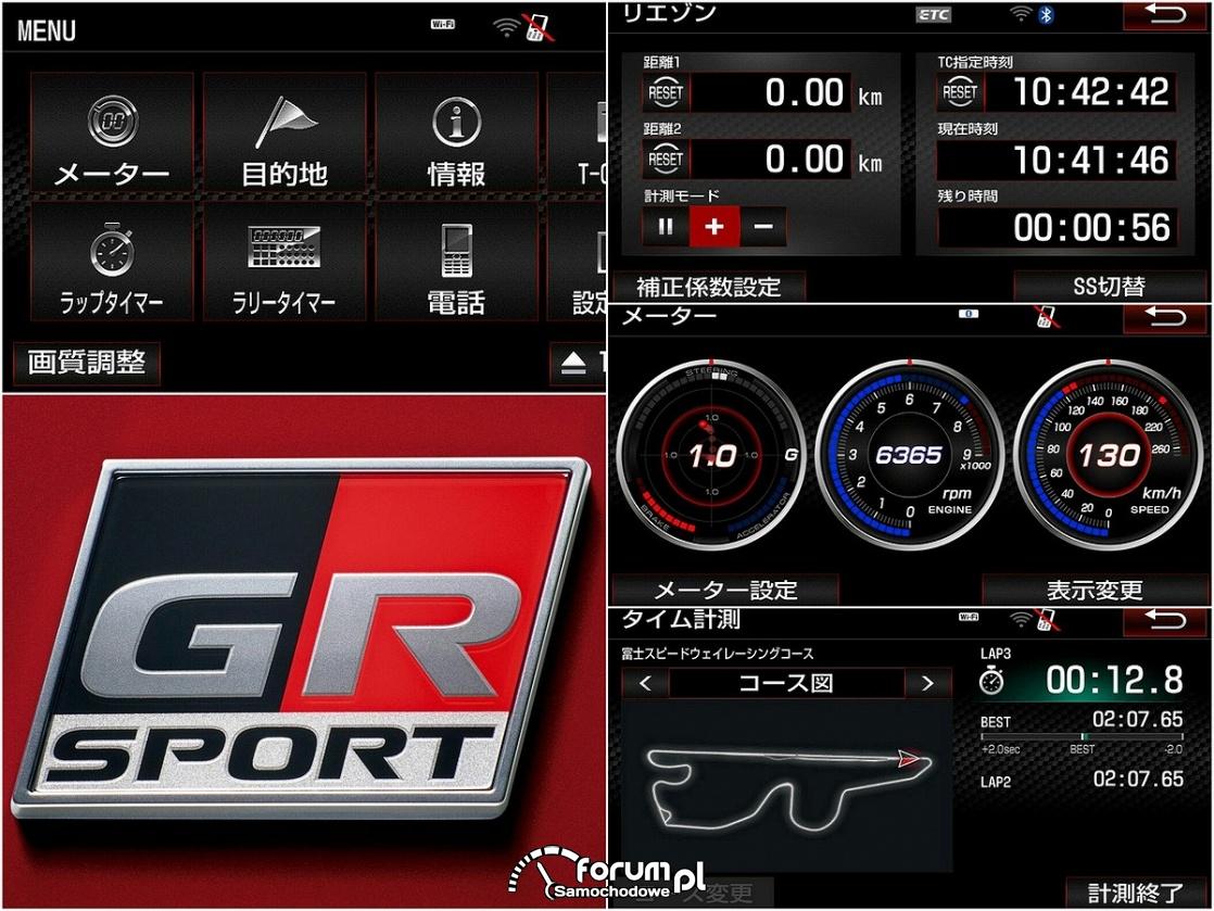 Toyota 86 GR Sport - kolejny model coupe
