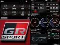 System multimedialny z  rozwiązaniami przydatnymi na torze, GR Sport