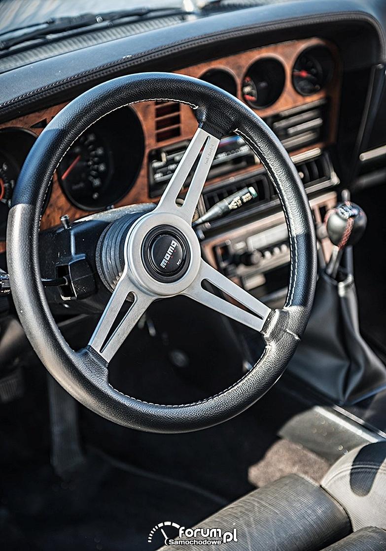 Celica 2000 liftback, kierownica MOMO