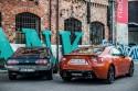 GT86 i Celica, tył