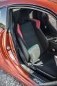 GT86, kubełkowe fotele