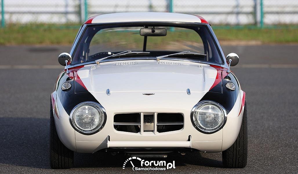 Przód, Toyota Sports 800