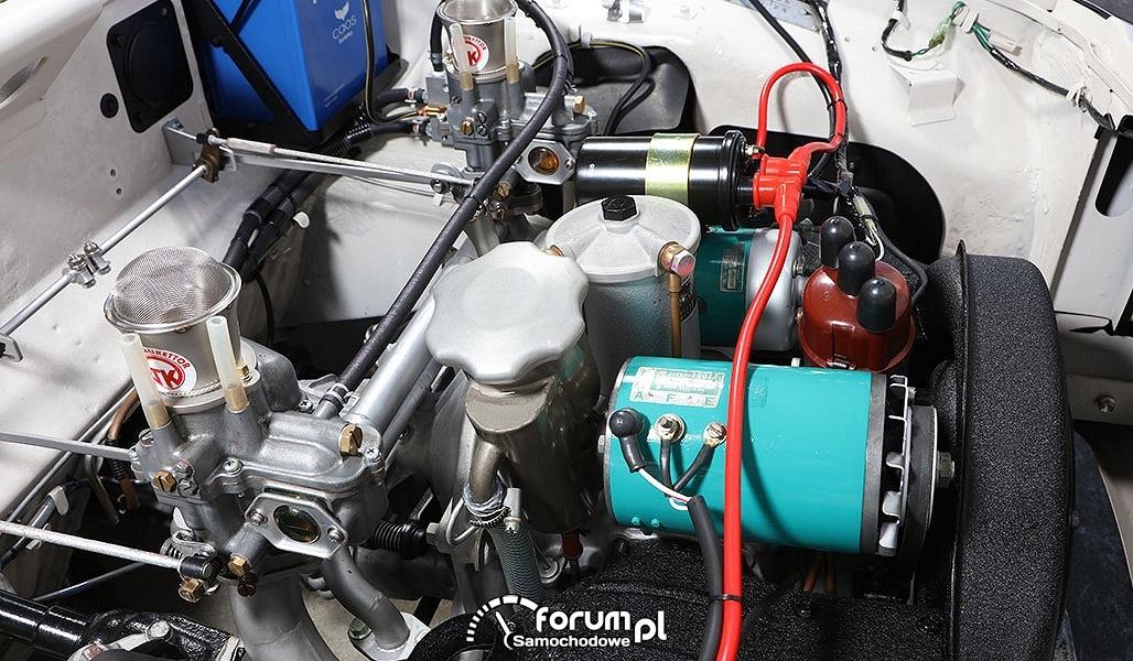 Silnik, Toyota Sports 800