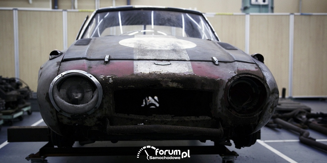 Znaleziony egzemplarz, Toyota Sports 800