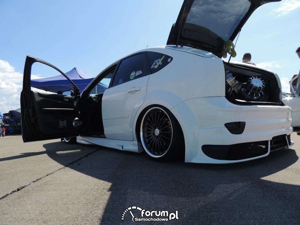 Ford Focus, tuning