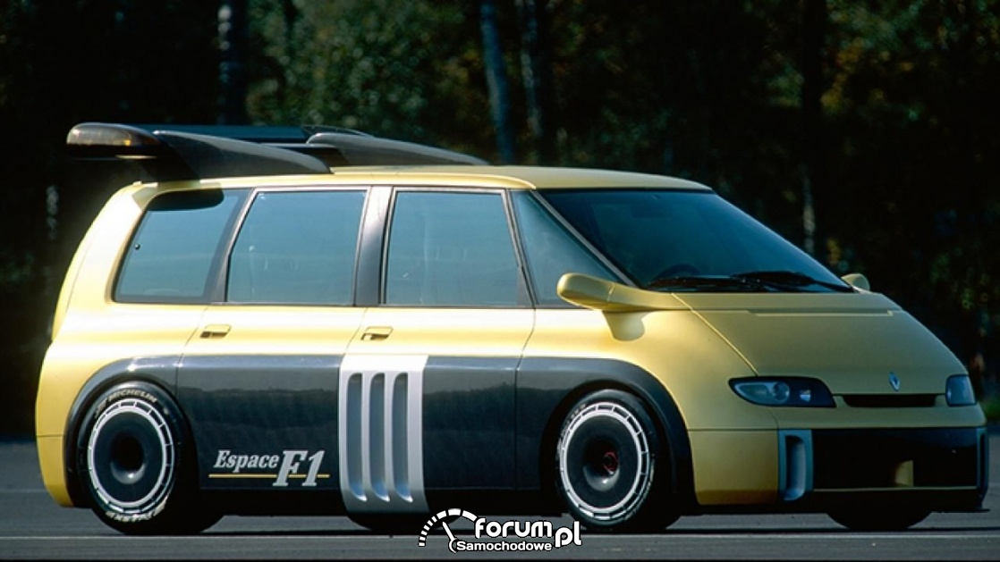Renault Epsace F1