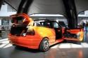 Volkswagen Golf III Cabrio, zabudowa car-audio, 2