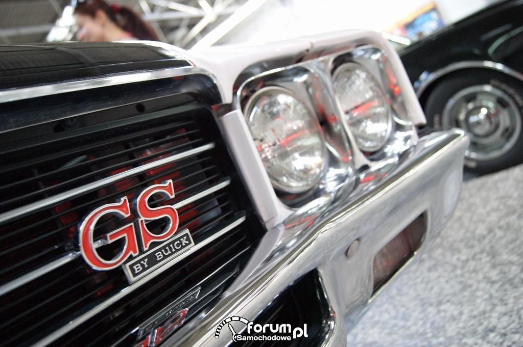 Buick GS, logo