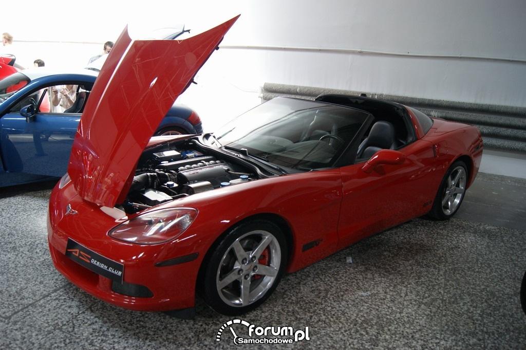 Chevrolet Corvette LS2