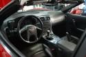 Chevrolet Corvette LS2, wnętrze