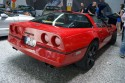 Chevrolet Corvette, tył