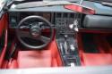 Chevrolet Corvette, wnętrze