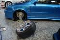 Fiat Bravo, zdjęte koło