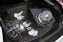 Ford Focus MKII, zabudowa bagażnika