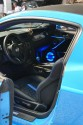 Ford Mustang SVT Cobra, podświetlone wnętrze