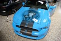 Ford Mustang SVT Cobra, przód