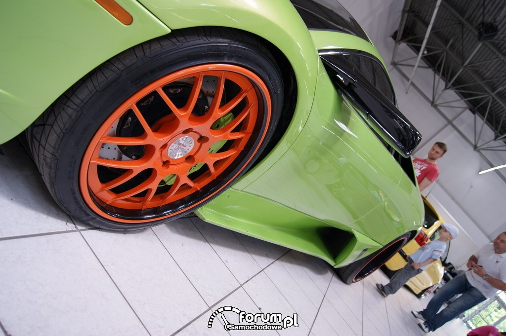 Lamborghini Murcielago, alufelgi