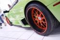 Lamborghini Murcielago, tylne alufelgi