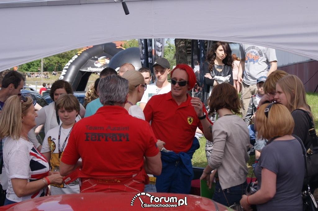 Michał Wiśniewski, Ferrari F355 Challenge, 3