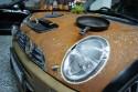 Mini Cooper, Rost Style, przednia maska