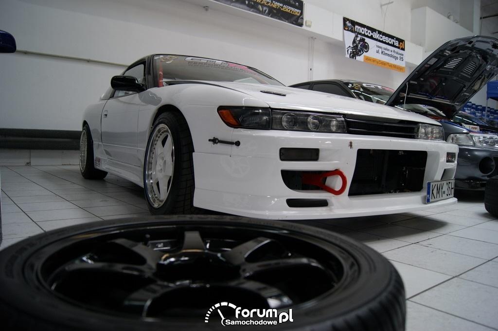 Nissan GTR, 2