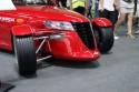 Plymouth Prowler, Amerykański Roadster, przód